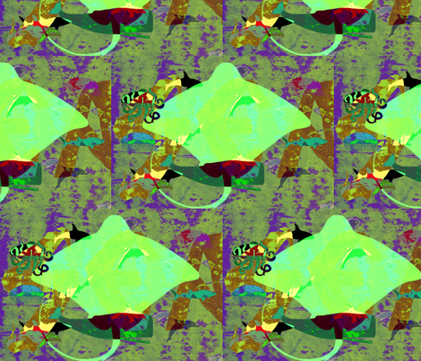 Sealifecolours by evandecraats march 26, 2012 fabric by _vandecraats on Spoonflower - custom fabric