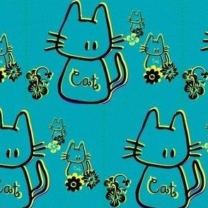 Cats by evandecraats march 26, 2012