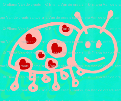 Ladybug_hearts by evandecraats march 26, 2012
