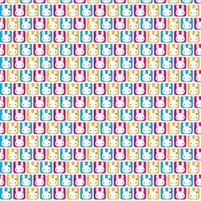 Tiny Bunny Squares