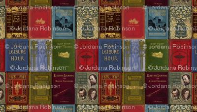 rare books (panel version)
