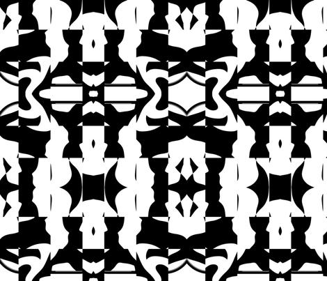 Blocky 20 fabric by animotaxis on Spoonflower - custom fabric