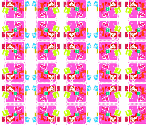 Be_my_valentine by evandecraats march 26, 2012 fabric by _vandecraats on Spoonflower - custom fabric