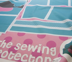 The Sewer Protector II (Ready-to-Sew kit)