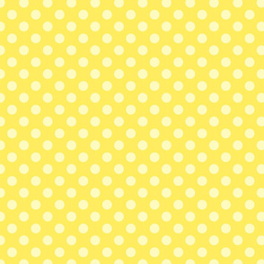 THE SEWER PROTECTOR II (coordinated fabric - banana pois)