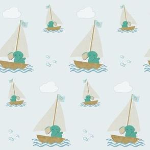Hellephant sailboats
