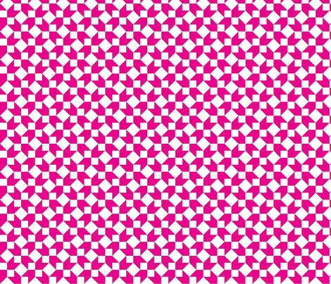 Quiltstooth fabric by petalpress on Spoonflower - custom fabric