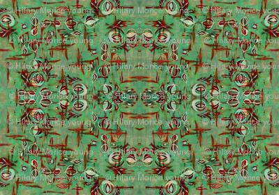 Space Poppy Green
