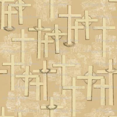 Crosses,Ccrowns & Linen_218_177_120_cream