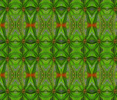 fernfantasy fabric by topfrog56 on Spoonflower - custom fabric