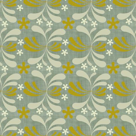 Pollen Baby fabric by brainsarepretty on Spoonflower - custom fabric