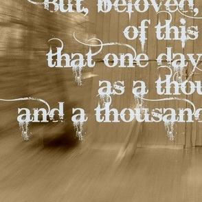 Scripture I