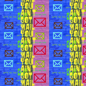 You ain't got mail by evan de craats march 20. 2012