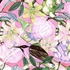Wonderful Cerrado Brasileiro - light pink
