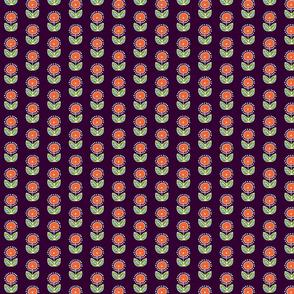 daisy purple sm