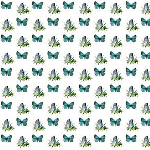 Butterfly Celastrina argiolus