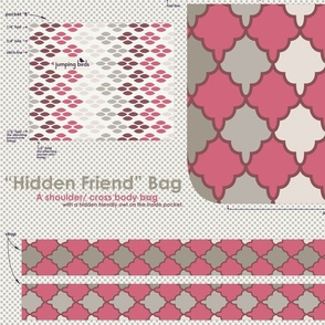 """Hidden Friend"" Bag"
