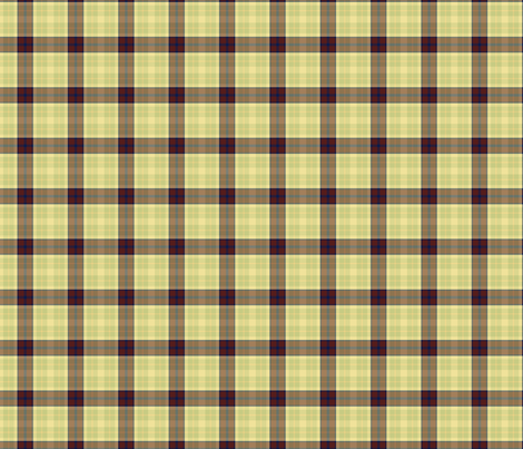University_Plaid fabric by cricketswool on Spoonflower - custom fabric