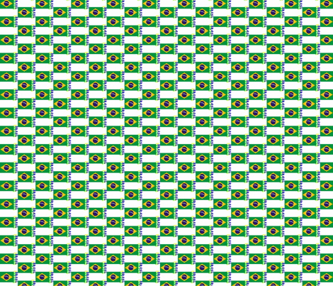 Brazil by evandecraats march 28, 2012 fabric by _vandecraats on Spoonflower - custom fabric