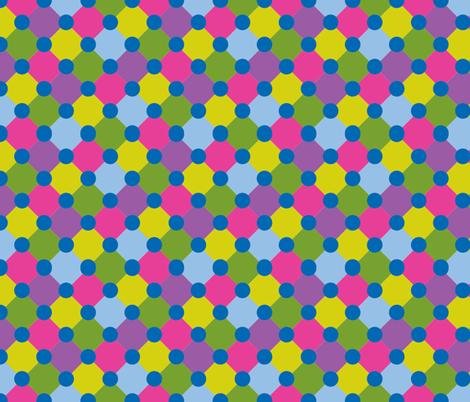 Poker 7 fabric by michael_mewborn_art on Spoonflower - custom fabric