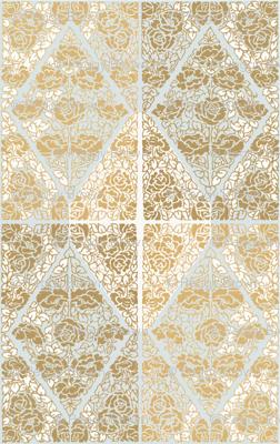 Roses of Etiquette - gold/varied
