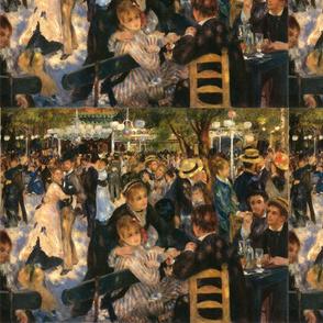 Pierre-Auguste Renoir's Le Moulin de la Galette 1876
