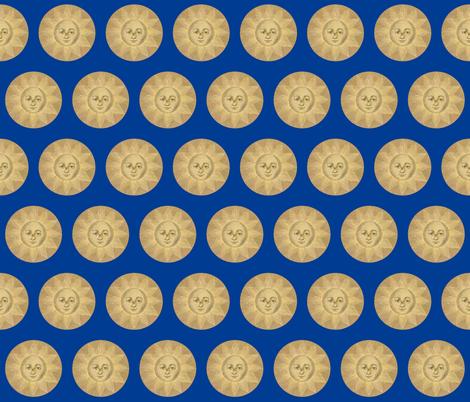 Sun Print fabric by zephyrus_books on Spoonflower - custom fabric