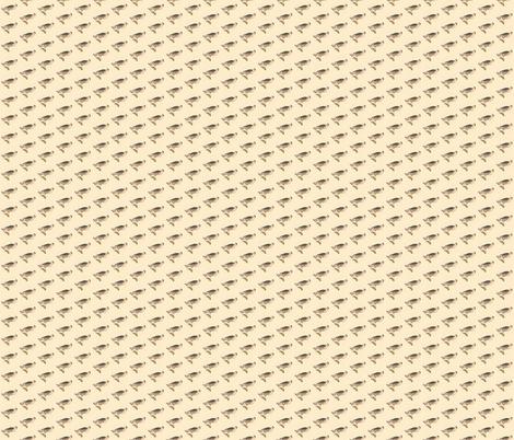 Sharp Shinned hawk - Bird / Birds of Prey fabric by zephyrus_books on Spoonflower - custom fabric