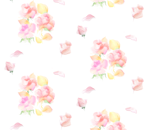 A Rose By Any Other Name fabric by rima on Spoonflower - custom fabric