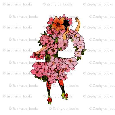Flower Child (Children's Book) Apple Blossom