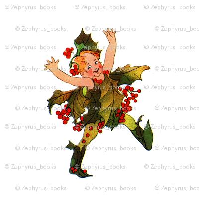 Flower Child (Children's Book) Holly