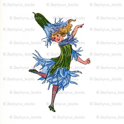 Flower Child (Children's Book) Ragged Robin