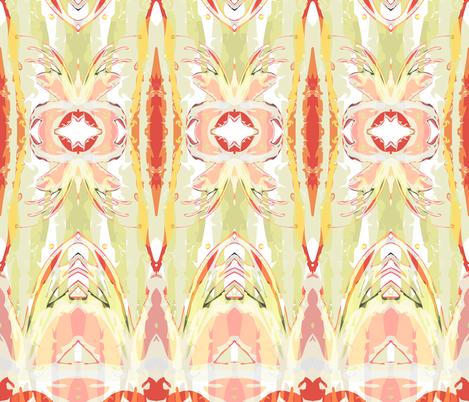 theme1_azalia2 fabric by belkastore on Spoonflower - custom fabric