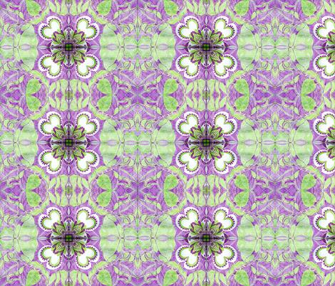 Purple_Pool fabric by yezarck on Spoonflower - custom fabric