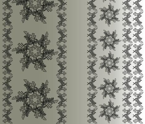 mayhem true norwegian black metal fabric by susiprint on Spoonflower - custom fabric