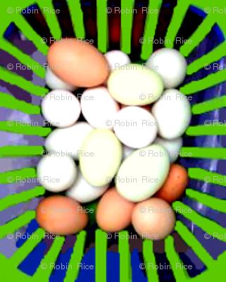 A Tisket a Tasket of Eggs