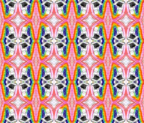 happy place fabric by love_your_space on Spoonflower - custom fabric