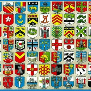 Arms of UK Cities