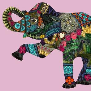 asian elephant pink I
