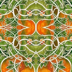 The Orange Orchard