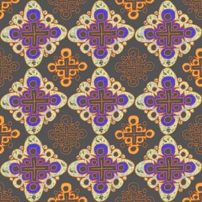 Cross No. 40-J. Lapis Lazuli