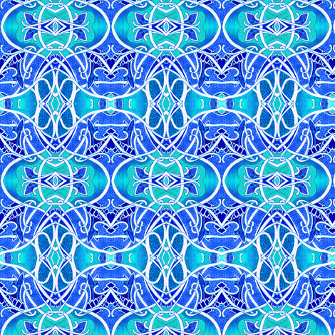 Bats in the Belfry fabric by edsel2084 on Spoonflower - custom fabric