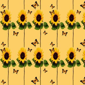 SUNFLOWER GARDEN