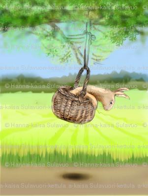 bunny_in_the_basket_swinging