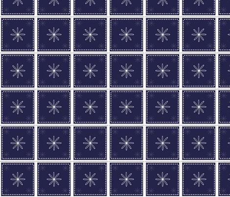 stencil fabric by melissamarie on Spoonflower - custom fabric