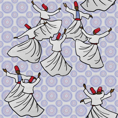 Whirling Dervish Competition, 1965