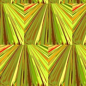 green stripe 21 x 18