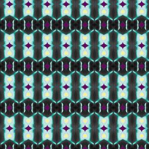 blue black purple design