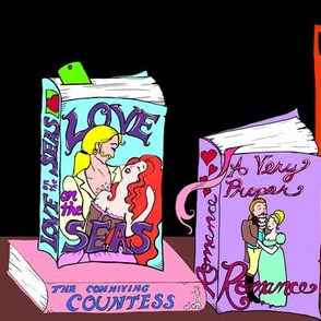 Love is in the air (and between the pages) an ode to Romance Novels