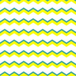chevron_yellow_teal_white